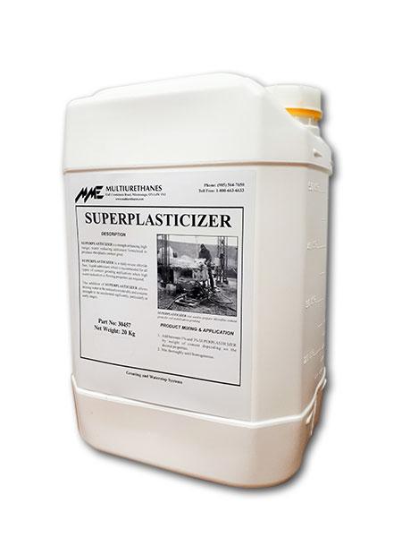 Multiurethanes Superplasticizer 20KG
